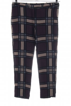 Patrizia Pepe 7/8 Length Trousers check pattern casual look