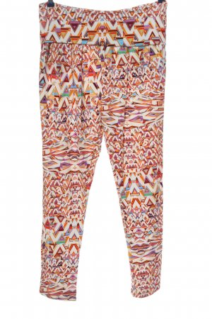 Patrizia Pepe Baggy Pants Allover-Druck Casual-Look