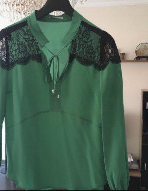 Patrizia Pepe Blusa-camisa verde