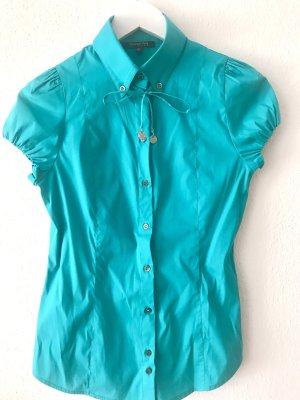 Patrizia Pepe Camicia blusa turchese