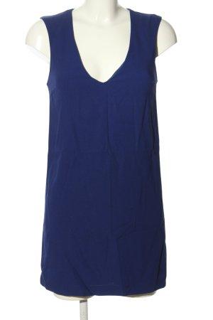 Patrizia Pepe Blusenkleid blau Casual-Look