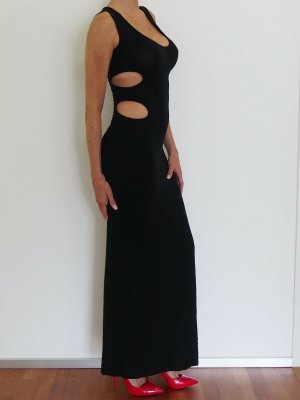Patrizia Pepe Dress Kleid Women Damen Size S Made in Italy Org Preis EUR 300