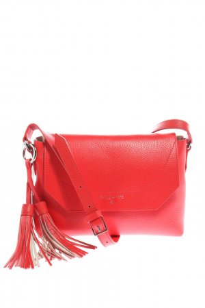 Patrizia Pepe Handtasche rot Business-Look