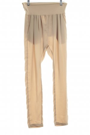 Patrizia Pepe Harem Pants gold-colored casual look