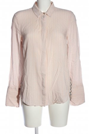 Patrizia Pepe Hemd-Bluse Allover-Druck Casual-Look