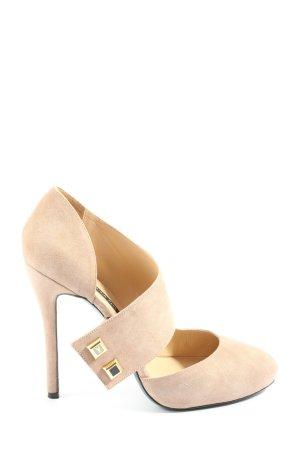 Patrizia Pepe High Heels creme Casual-Look