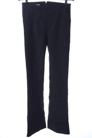 Patrizia Pepe Pantalone a vita alta blu stile casual