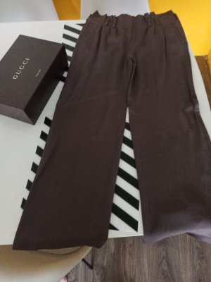 Patrizia Pepe Palazzo Pants grey brown