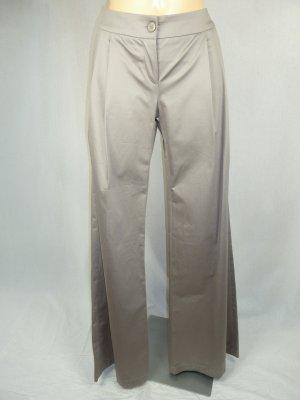 Patrizia Pepe Hose aus Baumwolle mit weitem Bein Gr.De36