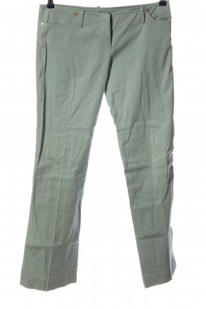 Patrizia Pepe Low-Rise Trousers light grey casual look