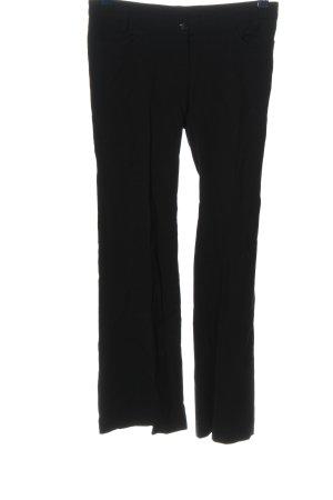 Patrizia Pepe Low-Rise Trousers black business style