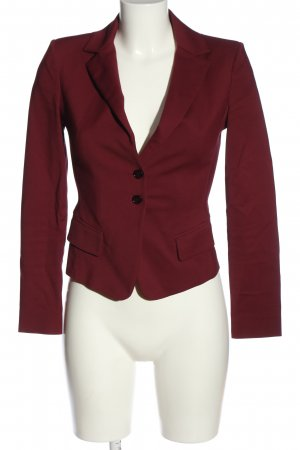 Patrizia Pepe Kurz-Blazer rot Business-Look