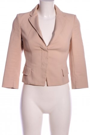 Patrizia Pepe Korte blazer roze casual uitstraling