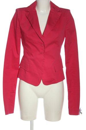 Patrizia Pepe Krótka marynarka różowy W stylu biznesowym