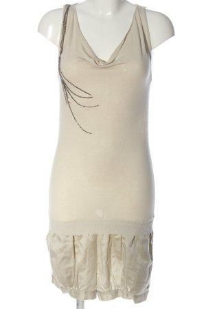 Patrizia Pepe Kurzer Jumpsuit cream casual look