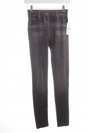 Patrizia Pepe Leggings anthrazit Casual-Look