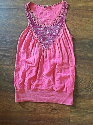 Patricia Pepe Backless Top pink
