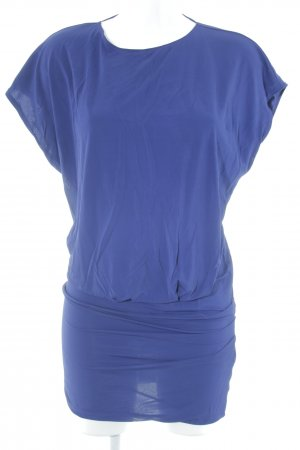 Patrizia Pepe Schlupf-Bluse blau Casual-Look