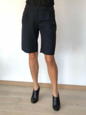 Patrizia Pepe Shorts black new wool