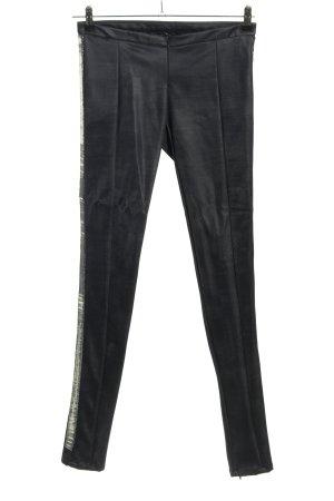 Patrizia Pepe Jersey Pants black casual look