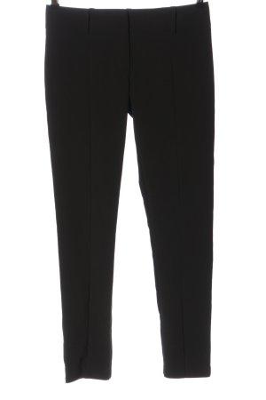 Patrizia Pepe Pantalone jersey nero stile casual