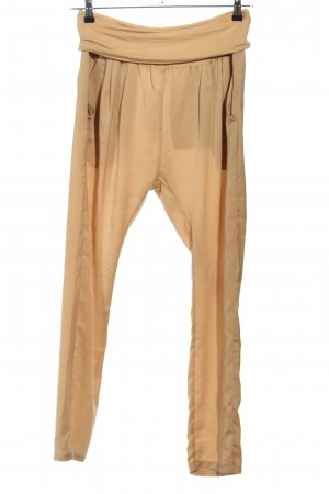 Patrizia Pepe Jersey Pants nude casual look