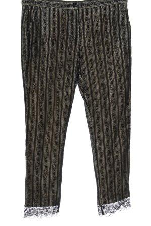 Patrizia Pepe Spodnie materiałowe brązowy W stylu casual