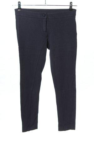 Patrizia Pepe Pantalone elasticizzato blu stile casual