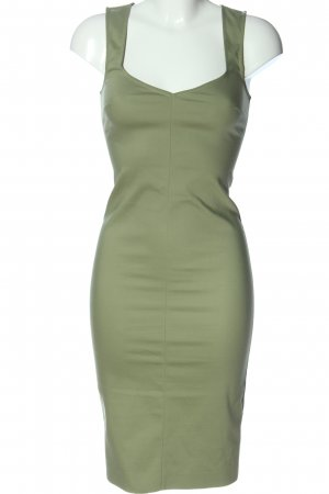 Patrizia Pepe Tube Dress green business style