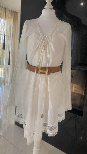 Patricia Pepe Long Blouse white