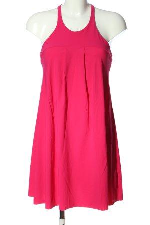 Patrizia Pepe Tunique-blouse rose style décontracté