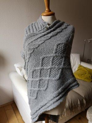 Patrizia Pepe Sciarpa di lana multicolore Lana