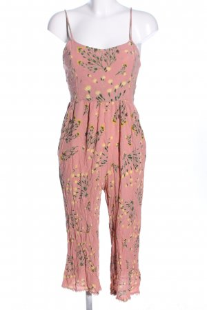 Patrons of Peace Jumpsuit Blumenmuster Casual-Look