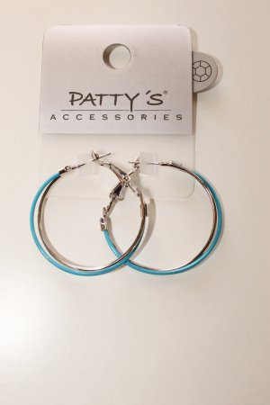 Patty's Accessories Ear stud multicolored metal