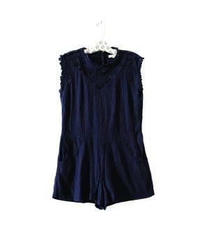 pau & joe • jumpsuit  • overall • dunkelblau • bohostyle
