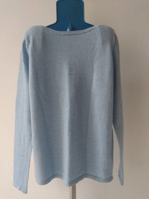 Paul Costelloe Wool Sweater azure