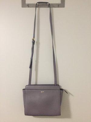 Paul Costelloe Satchel purple-grey violet