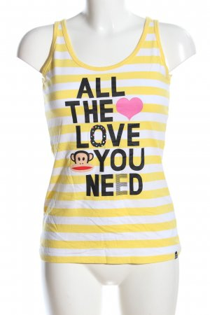 Paul frank Trägertop Motivdruck Casual-Look