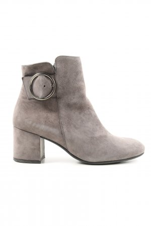 """Paul Green Ankle Boots """"W-kxwfwp"""" light grey"""