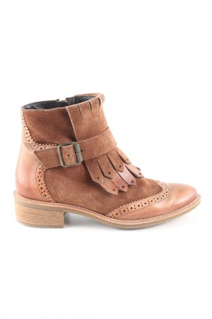 Paul Green Ankle Boots braun-nude Casual-Look