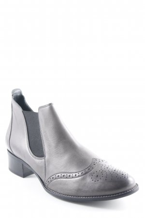 Paul Green Ankle Boots anthrazit-schwarz Casual-Look