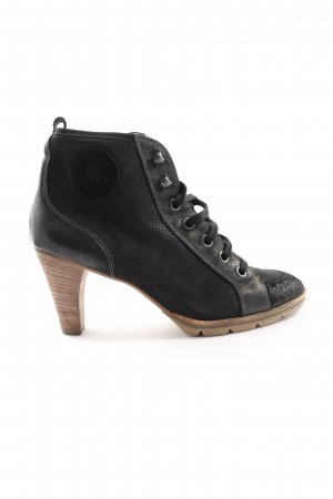 Paul Green Ankle Boots black casual look