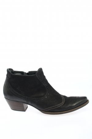 Paul Green Ankle Boots black