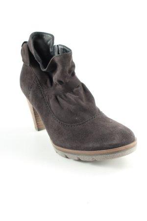 Paul Green Ankle Boots schwarz Romantik-Look
