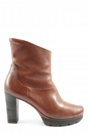 Paul Green Booties braun Casual-Look