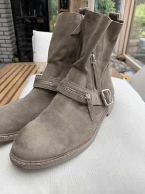 Paul Green Chukka boot beige-chameau