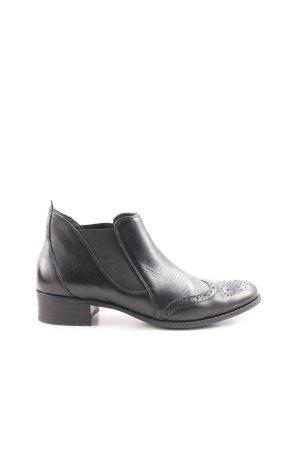 Paul Green Chelsea Boots schwarz Casual-Look