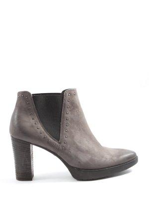 Paul Green Chelsea Boots braun Casual-Look