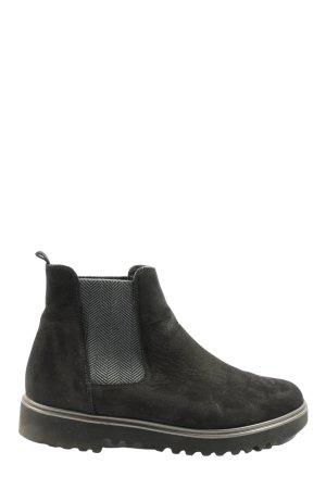 Paul Green Chelsea Boot noir style décontracté