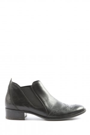 Paul Green Chelsea Boot noir style d'affaires